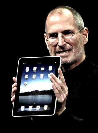 Jobs and ipad
