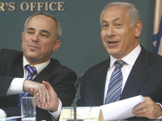 Netanyahu-steinitz